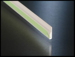 Hygienic Pastel Capping Strip