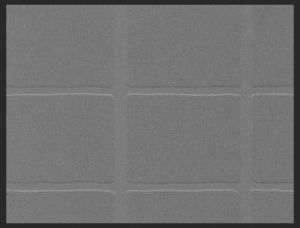 Tilepanel Embossed Graphite Large Matt 9196L
