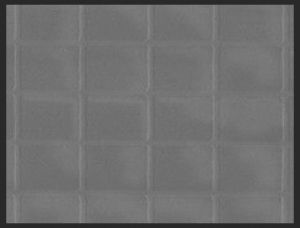 Tilepanel Embossed Graphite Small Gloss 9196S